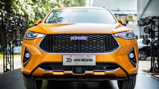 В РФ началось производство нового купе-кроссовера Haval F7x