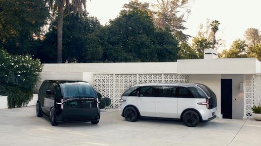 Экс-дизайнер BMW создал электробус в стиле