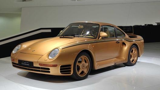 По суперкару на каждый день: семь Porsche для арабского шейха