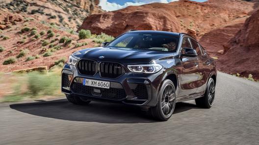 Новые BMW X5 M и Х6 M: рублевые цены и анонс старта продаж в России