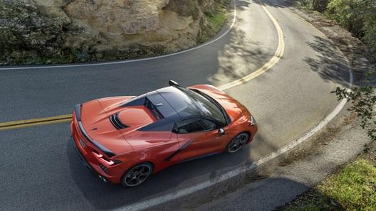 Chevrolet Corvette снова стал первым – на этот раз родстером