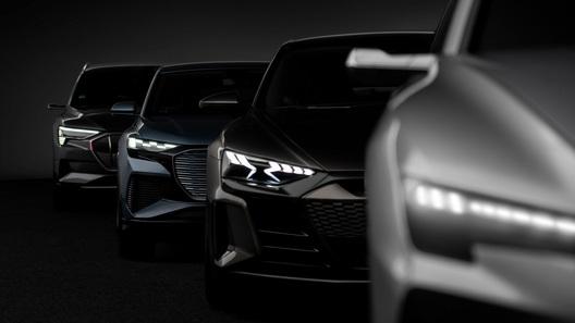Кватроэлектрошок: Audi раздаст всем кольцам по платформе. И не только им