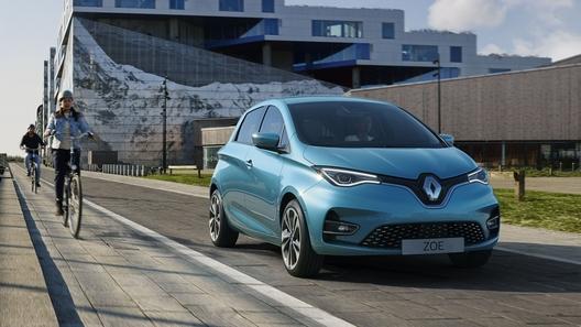 Renault бросает вызов электромобилям Tesla и Volkswagen