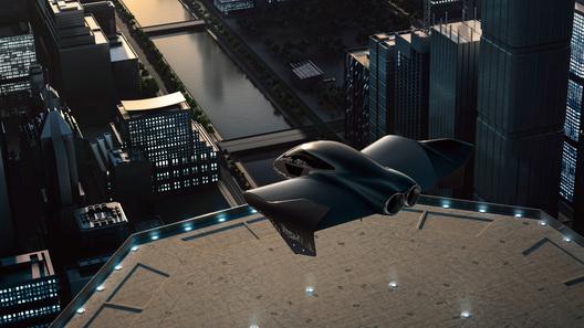 Как тебе такое, Илон Маск? Porsche и Boeing займутся выпуском крутого авиамобиля