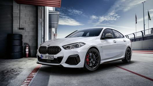 BMW 2 Серии Gran Coupe не успела выйти, как ее тюнингнули уже на заводе