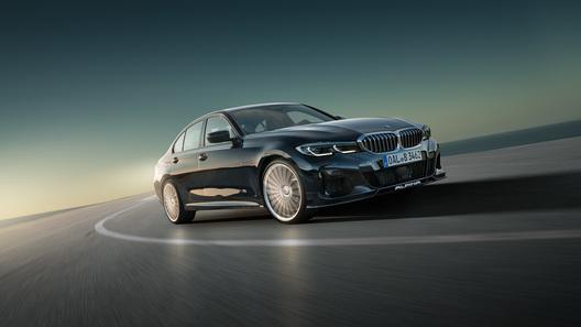 Гонка горячих баварских седанов: Alpina B3 опередила BMW M3