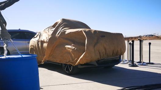 Infiniti откладывает запуск кросс-купе, которое ждут в России (но ненадолго)