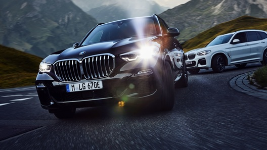 Подключаемый гибрид BMW X3 стал мощнее еще до выхода на рынок