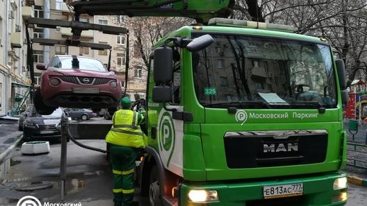 Закон каменных джунглей: за что автомобили массово подвергаются аресту