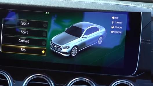 Случайно рассекречена внешность обновленного Mercedes-Benz E-класса