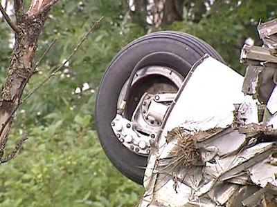 В США разбился легкий самолет, двое человек погибли