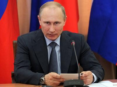 Путин обязал врио губернаторов отчитываться о доходах