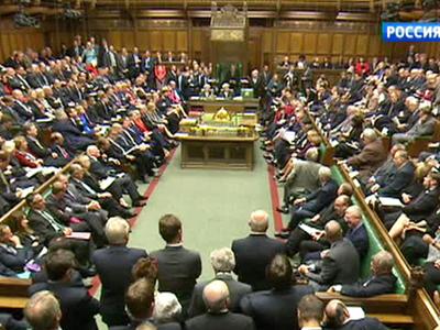 Британские депутаты приняли во втором чтении законопроект по Brexit
