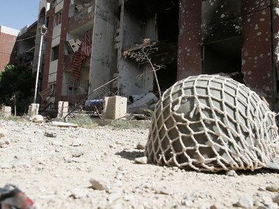 Под Дамаском убит сирийский генерал