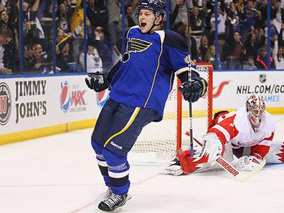 Тарасенко и Бобровский среди лучших игроков дня в НХЛ