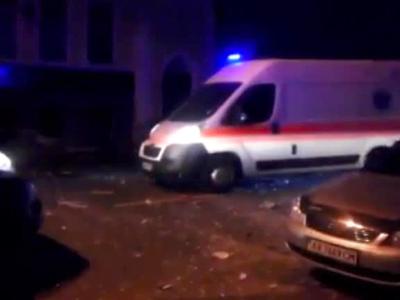 В Харькове в жилом доме взорвалась граната: один человек погиб