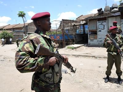 В Кении во время взрыва погибли 8 человек, среди них 4 ребенка