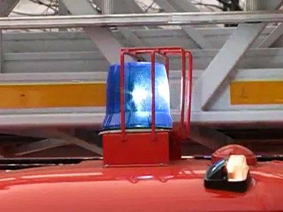 В центре Рязани взорвался автомобиль