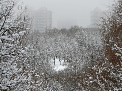 На Москву идет похолодание