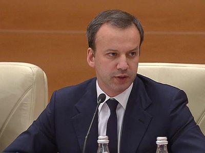 СМИ: вице-премьер Аркадий Дворкович может возглавить РЖД