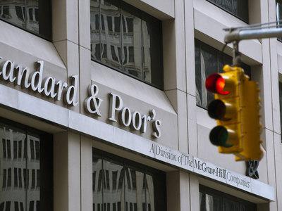Standard & Poor's повысило кредитный рейтинг России с позитивным прогнозом
