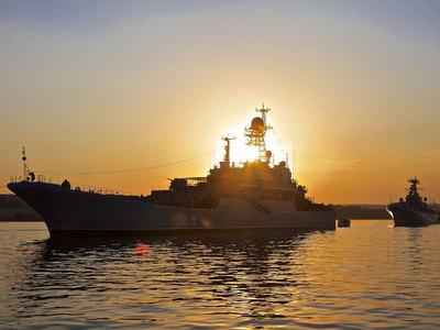 Гражданский служащий Черноморского флота задержан по подозрению в шпионаже