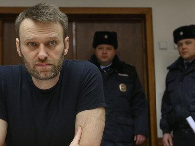 """Бизнесмен обиделся на """"криминального авторитета"""" и подал в суд на Навального"""
