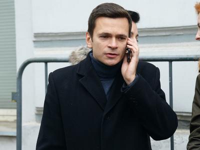 Прокуратура не советует Яшину проводить акцию в Москве