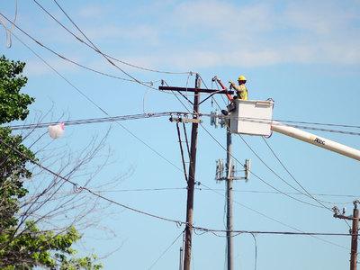 """Ураган """"Мэттью"""" оставил без света более миллиона жителей Флориды в США"""