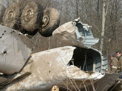 Новые записи из кабины Ту-154: самолет Качиньского разбился из-за ошибки пилотов