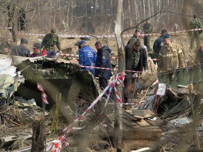 В Польше начинается эксгумация тел погибших под Смоленском