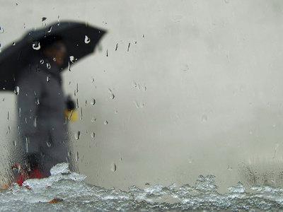 На Москву и Подмосковье обрушился апрельский снегопад