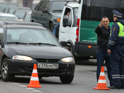В автоаварии в Подмосковье погибли трое детей