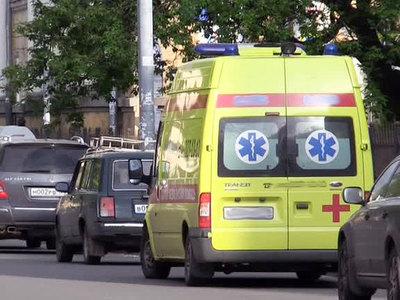 В Москве пешеход стал жертвой двойного наезда