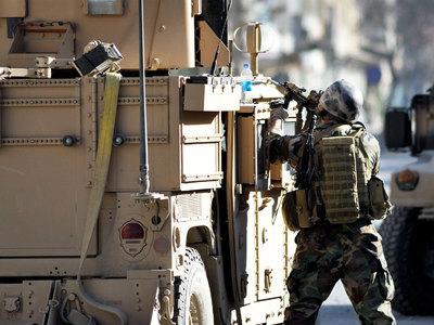 Афганистан увеличит численность спецназа для борьбы с ИГ и талибами