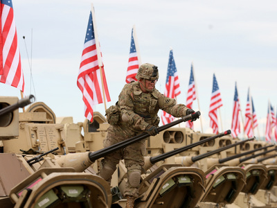 Американские инструкторы готовят в Сирии новых террористов