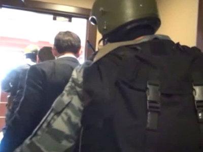 """Главу """"Корпорации развитие"""" задержали в Подмосковье"""
