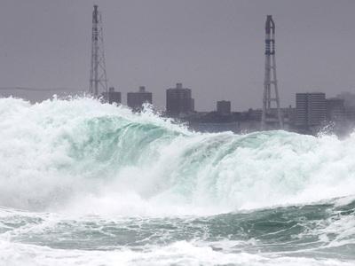 В Тихом океане образовался первый в этом сезоне тайфун