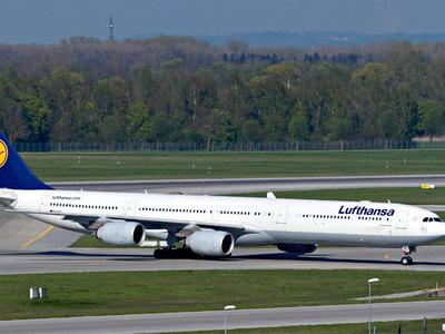 Кофемашина стала причиной экстренной посадки самолета Lufthansa на Кипре