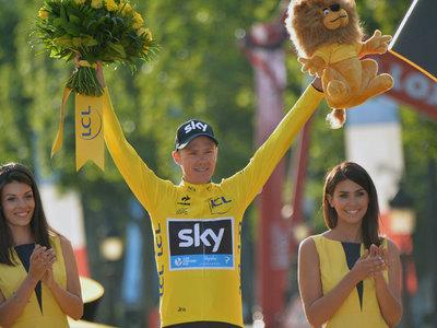 Допинг. Пробы британского велогонщика Фрума дважды дали положительный результат
