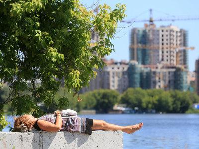 В Москве сохранится летняя погода