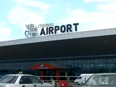 В международном аэропорту Кишинева задержана группа российских артистов