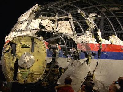 """Россия передала Нидерландам данные по крушению """"Боинга"""" MH17"""