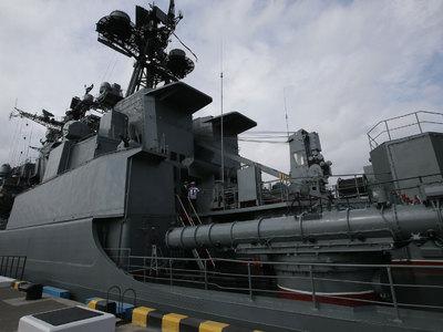 """Российские корабли отогнали подлодку НАТО от """"Адмирала Кузнецова"""""""