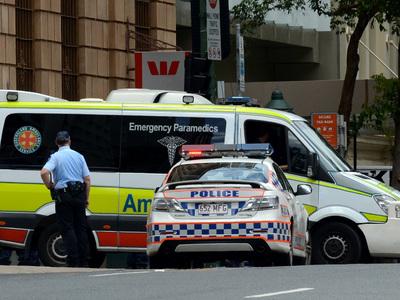 СМИ: человек, устроивший пожар в банке Мельбурна, - беженец из Мьянмы