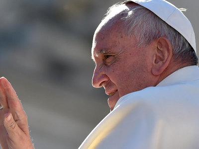 Папа Франциск перекусил и отдохнул в тюрьме