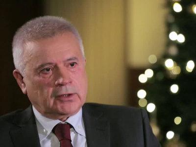 """""""В рабочий полдень"""" с Вагитом Алекперовым"""