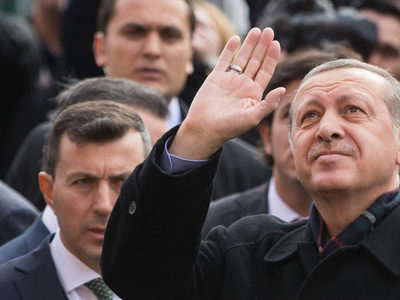 Анкара: американские суды не могут обвинять Турцию, в них проникли сторонники Гюлена
