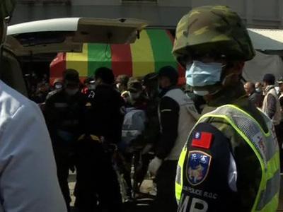 В Китае в катастрофе с автобусом погибли 19 человек