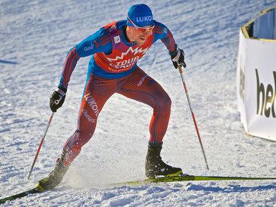 Лыжник Устюгов стал пятым на этапе Кубка мира в Тоблахе